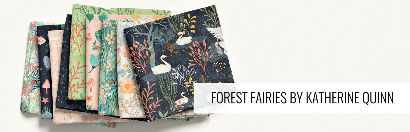 Forest Fairies by Katherine Quinn