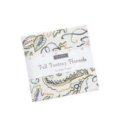 Fall Fantasy Flannels Charm Pack