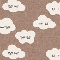 Sleepy Clouds in Biscuit