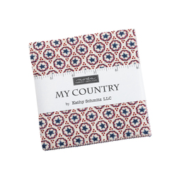 My Country Charm Pack
