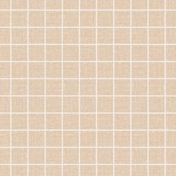 Grid in Almond Cream