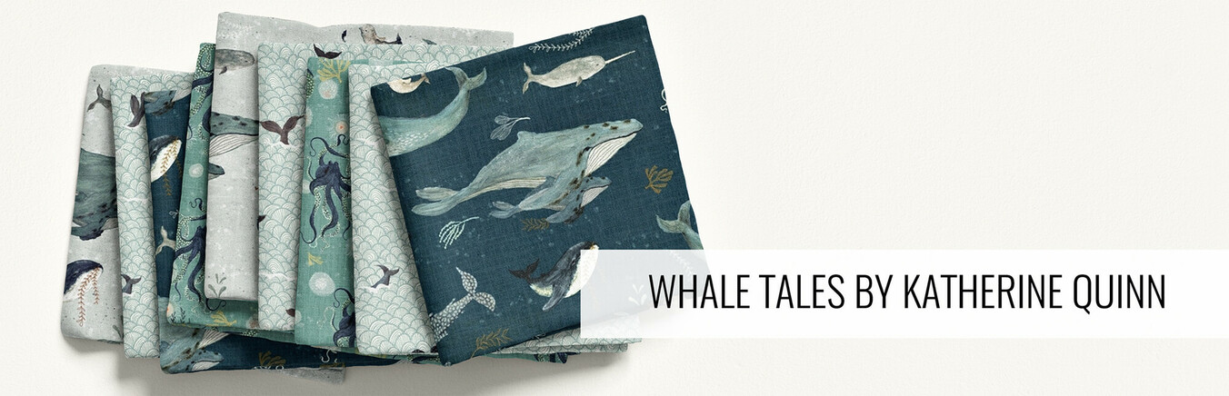 Whale Tales by Katherine Quinn