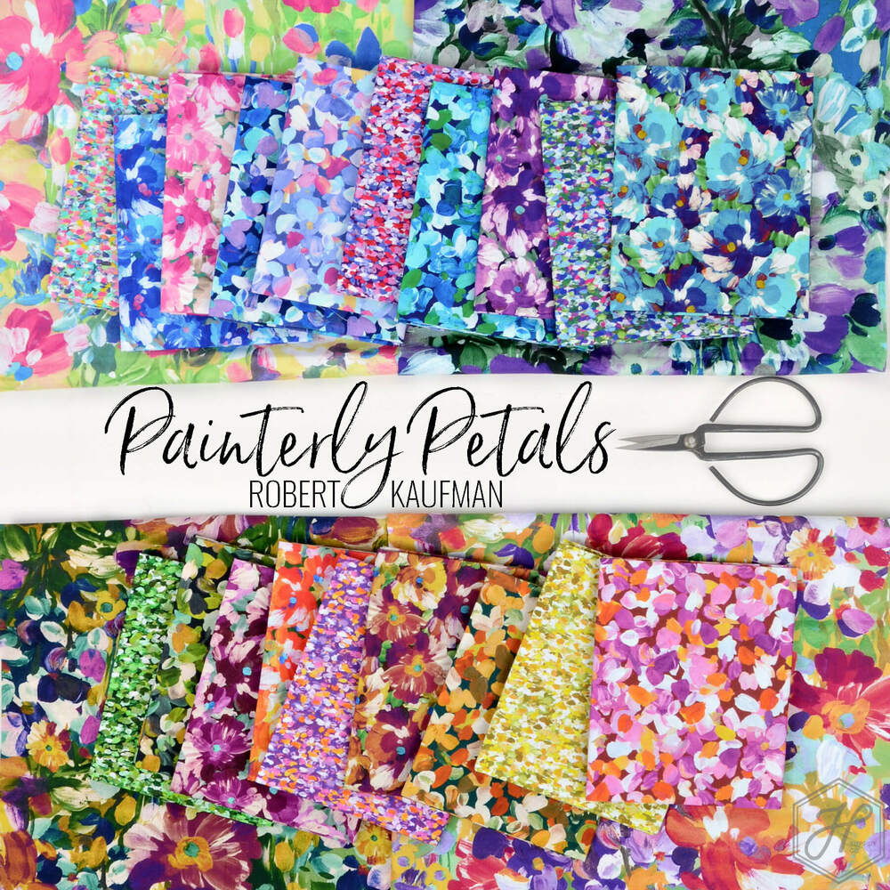 Painterly Petals 2 Poster Image