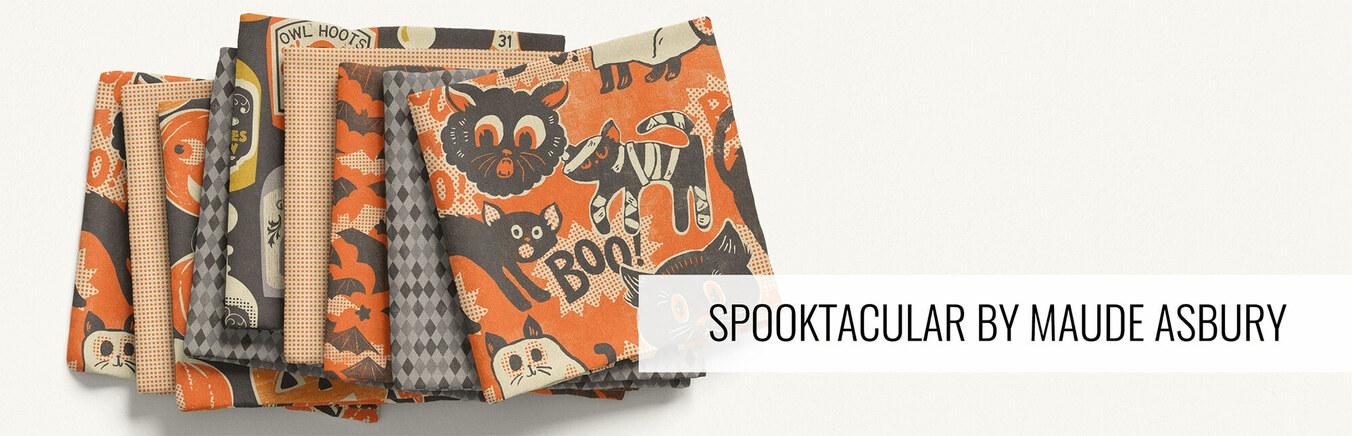 Spooktacular  by Maude Asbury