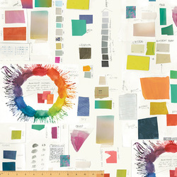 Color Theory in Paper
