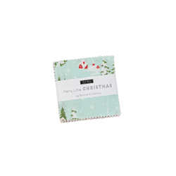 """Merry Little Christmas 2.5"""" Square Pack"""