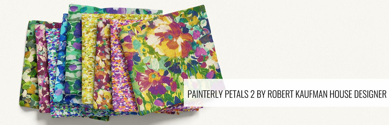Painterly Petals 2
