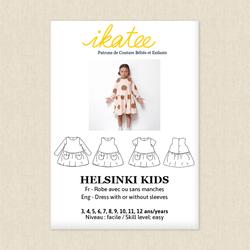 Helsinki Dress - Kids