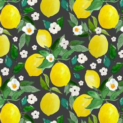 Large Lemons in Onyx