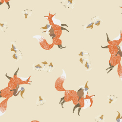 Gnomes and Foxes in Wheat