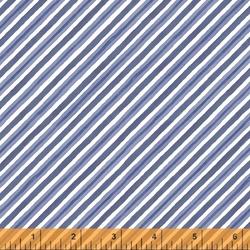 Winter Diagonal Stripe in Nordic