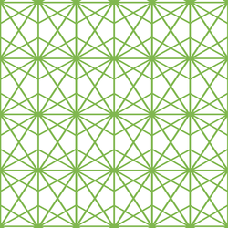 Terrarium in Greenery on White
