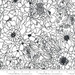 Modern Florals in Paper