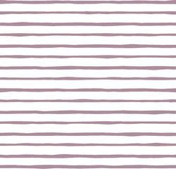 Artisan Stripe in Celestial on White