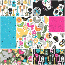 Fiesta Fat Quarter Bundle