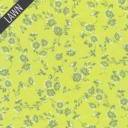 Drifting Flowers in Lemon