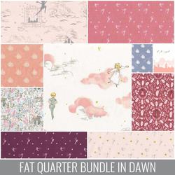 Peter Pan Fat Quarter Bundle in Dawn