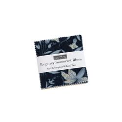Regency Somerset Blues Mini Charm Pack