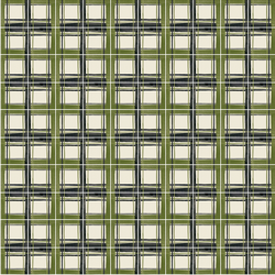 Plaid in Pine Forest