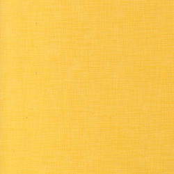 Quilter's Linen in Buttercup