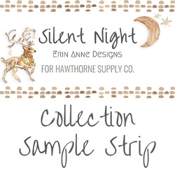 Silent Night Sample Strip
