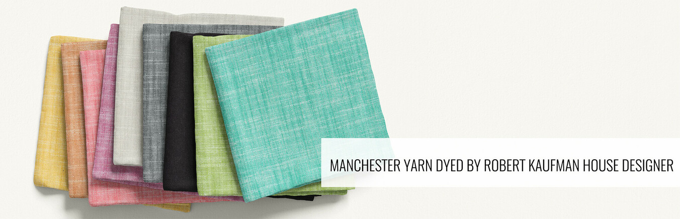 Manchester Yarn Dyed