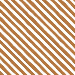 Rogue Stripe in Ginger