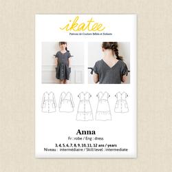Anna Dress - Girls