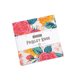 Paisley Rose Charm Pack