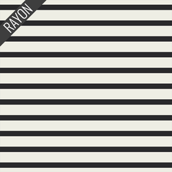 Rayon Stripes in Classic