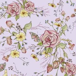 Beloved Valentine in Soft Lilac