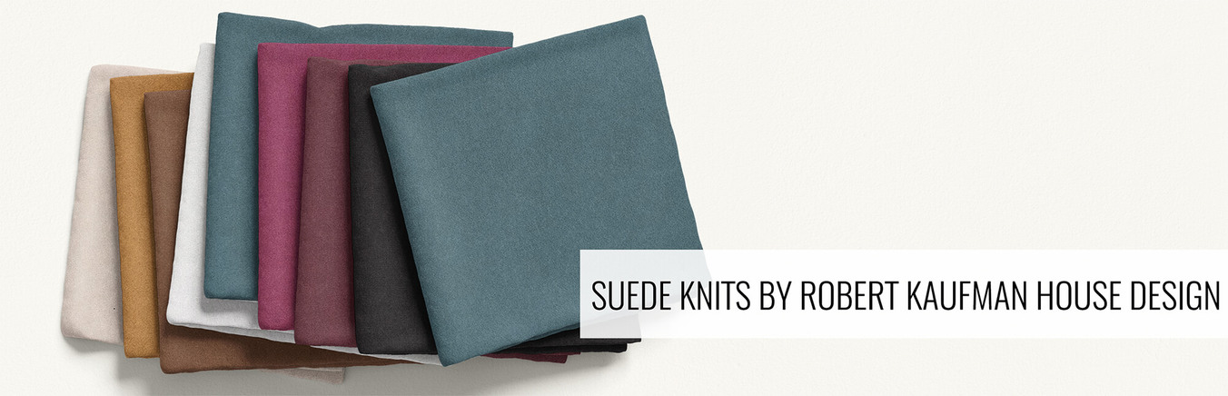 Suede Knits