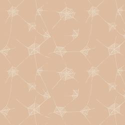 Spiderwebs in Blush Pink