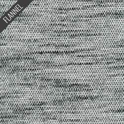 Shetland Melange Dobby Flannel in Pepper