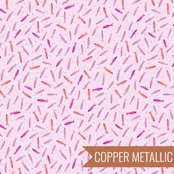 Dancing Fish in Metallic Opal