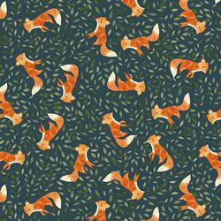 Foxy in Pine