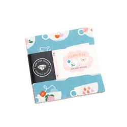 """Camellia 5"""" Square Pack"""