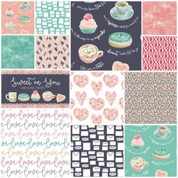 Sweet On You Fat Quarter Bundle
