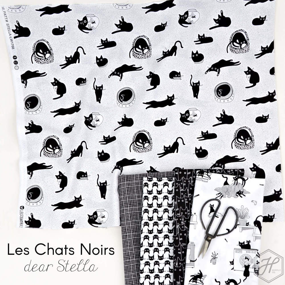 Les Chats Noirs Poster Image