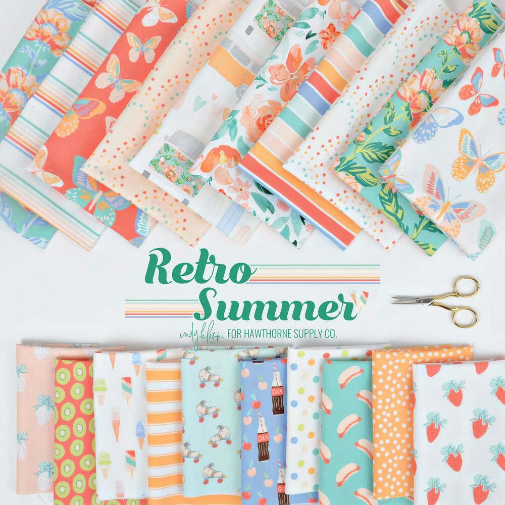 Retro Summer Poster Image