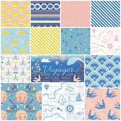 Voyager Fat Quarter Bundle