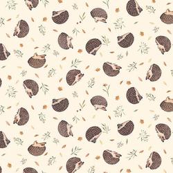 Hedgehogs in Cream