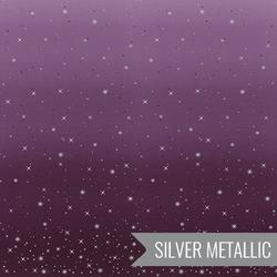 Ombre Fairy Dust Metallic in Aubergine