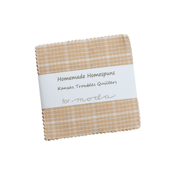 Homemade Homespuns Charm Pack