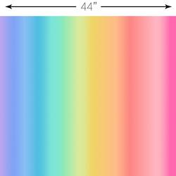 Rainbow Blend in Pastel