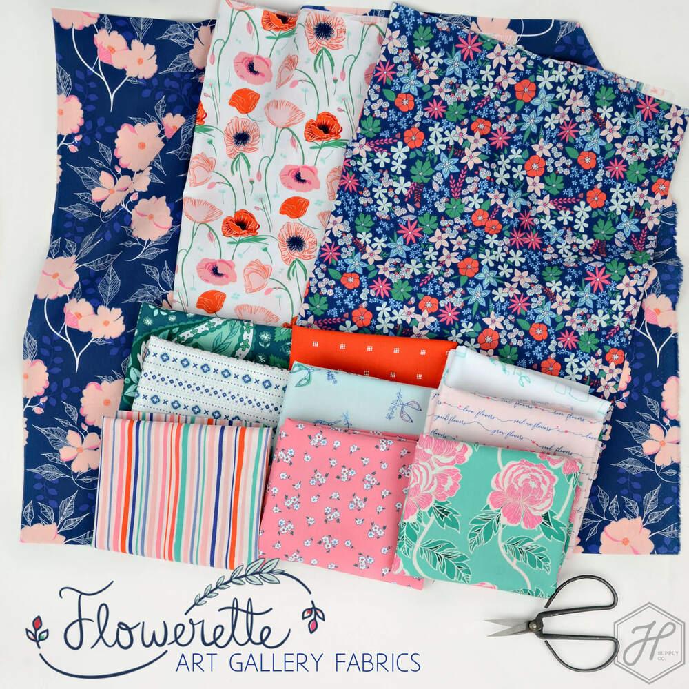 Flowerette Poster Image