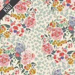 Jardin Knit in  Delicate