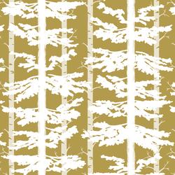 Treeline in Gold