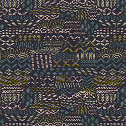 Woven Tiles in Native