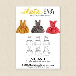 Milano Dress - Baby